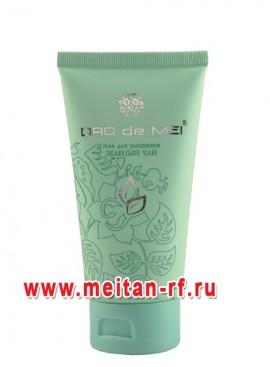"""Гель для умывания """"Зеленый чай"""" Dao de Mei от МейТан"""